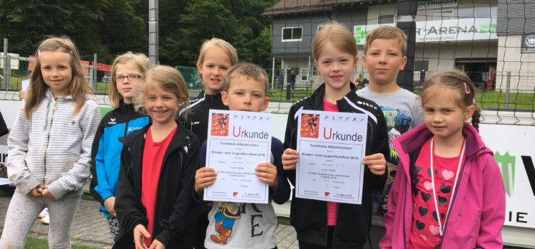 Kreiskinder- und Jugendturnfest 2016