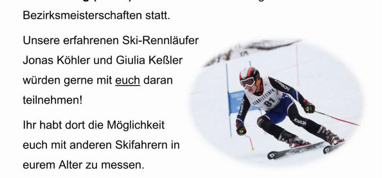 Ski-Bezirksmeisterschaften 2017