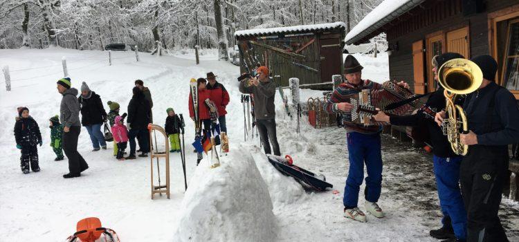 Schneeverbrennen 2017