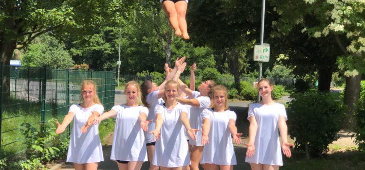 """White Pepper Dancers"" nehmen erneut am Deutschland-Cup DTB-Dance teil"