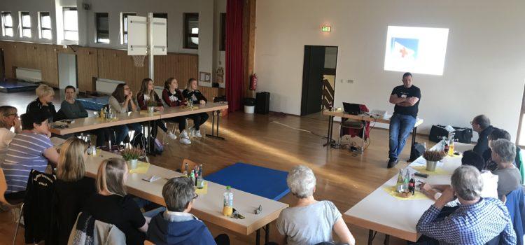 Übungsleiterfortbildung 2019